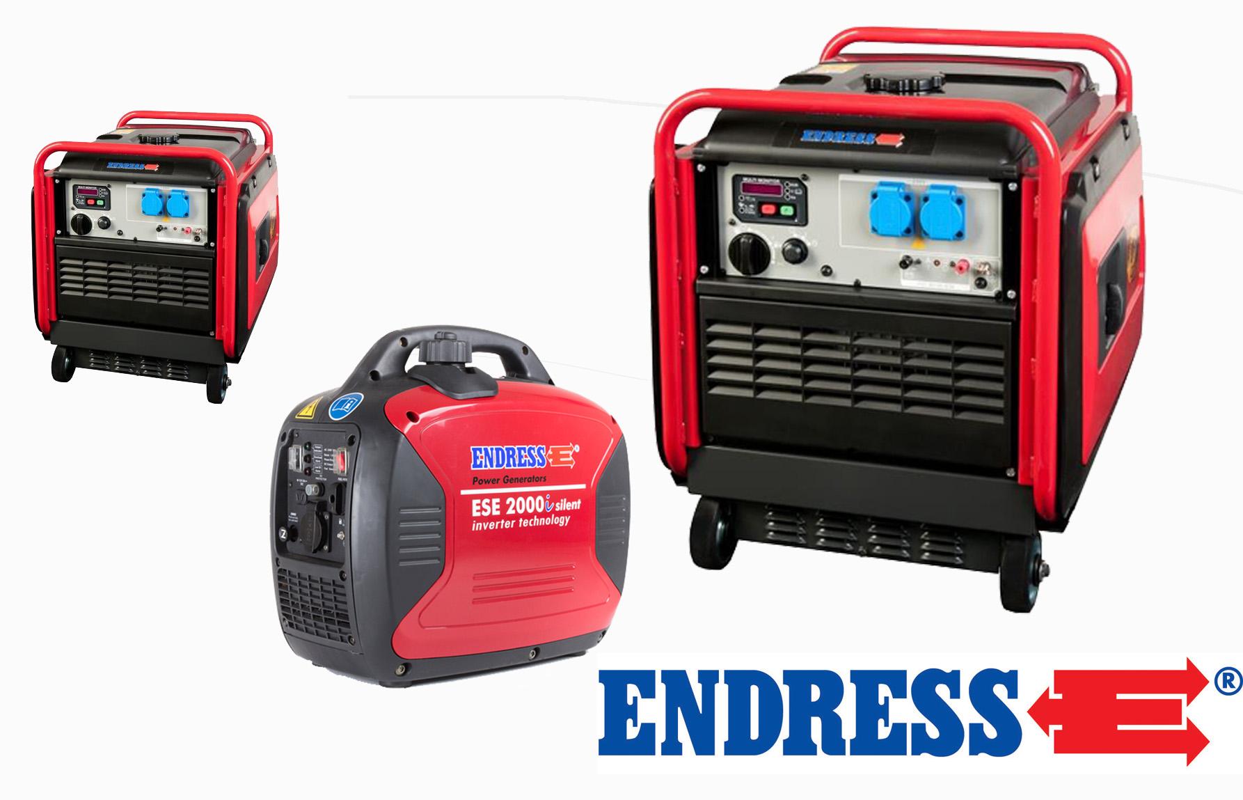 Endress Inverter Generatoren ESE Serie